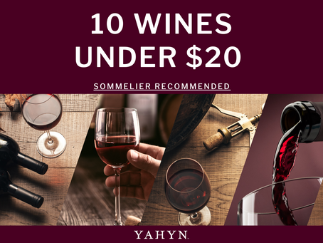 Top 10 Wines For Under $20