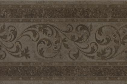 Декорированный подступёнок Marburg Braun