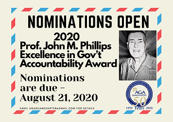 Professor John M. Phillips Award.png