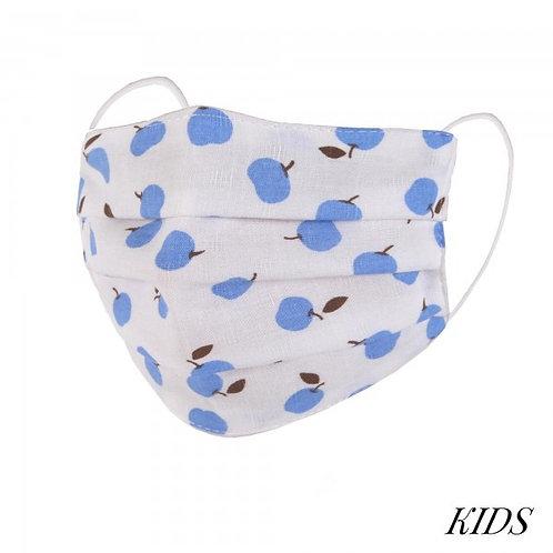 Kids Blueberry Mask
