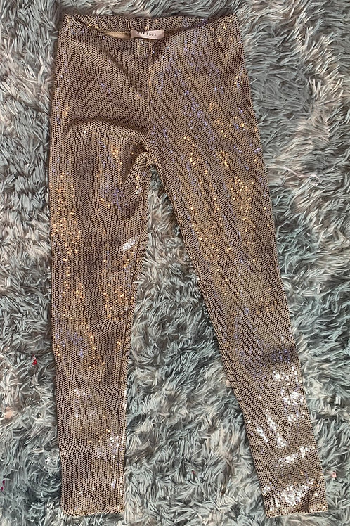 Holiday sequin leggings - by Raw Edge