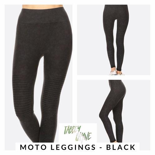 Moto Leggings - various colors