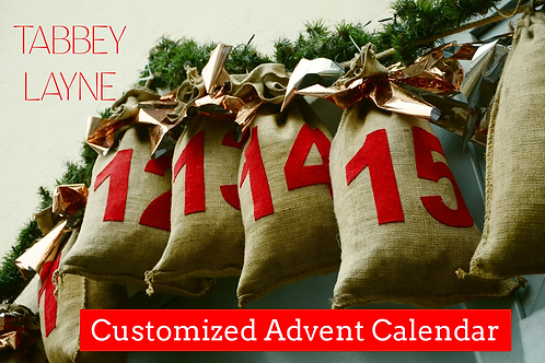 TAbbey Layne Advent Calendar