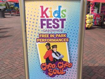 Carowind's KidFest