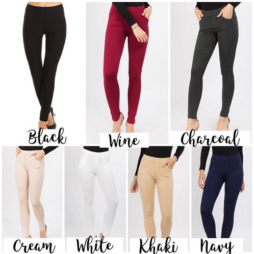 Legging Dressy Pants