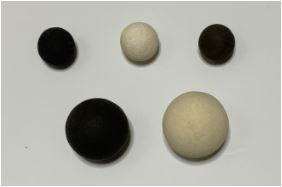 写真ー1 メカセラボールの形状.JPG