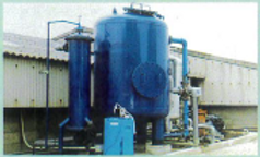 Mechacera System | Water Treatment | Large Can Type | Cooling Tower | SGM INC.