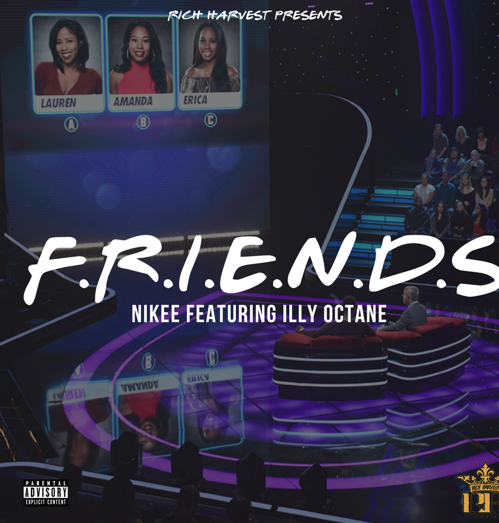 FRIENDS BY NIKEE BOOTZ