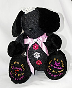 Memory bear for your best friend