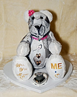 Memory Bear will you marry me