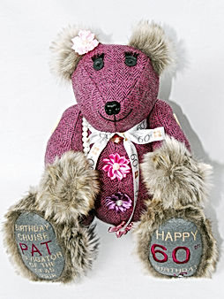 Memory Bear happy birthday