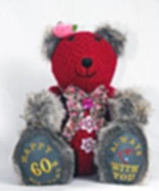 Memory bear from jumper