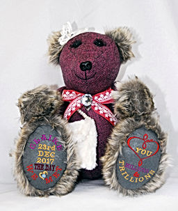 Memory bear for your girlfiend