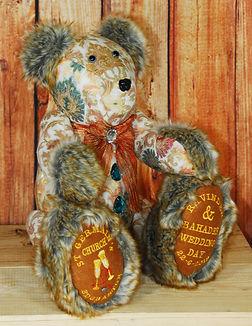 Memory Bear wedding