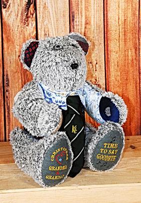 Memory Bear for grandad