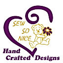 Sew so Nice logo