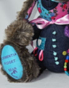 Memory Bear for Dementia suffer's