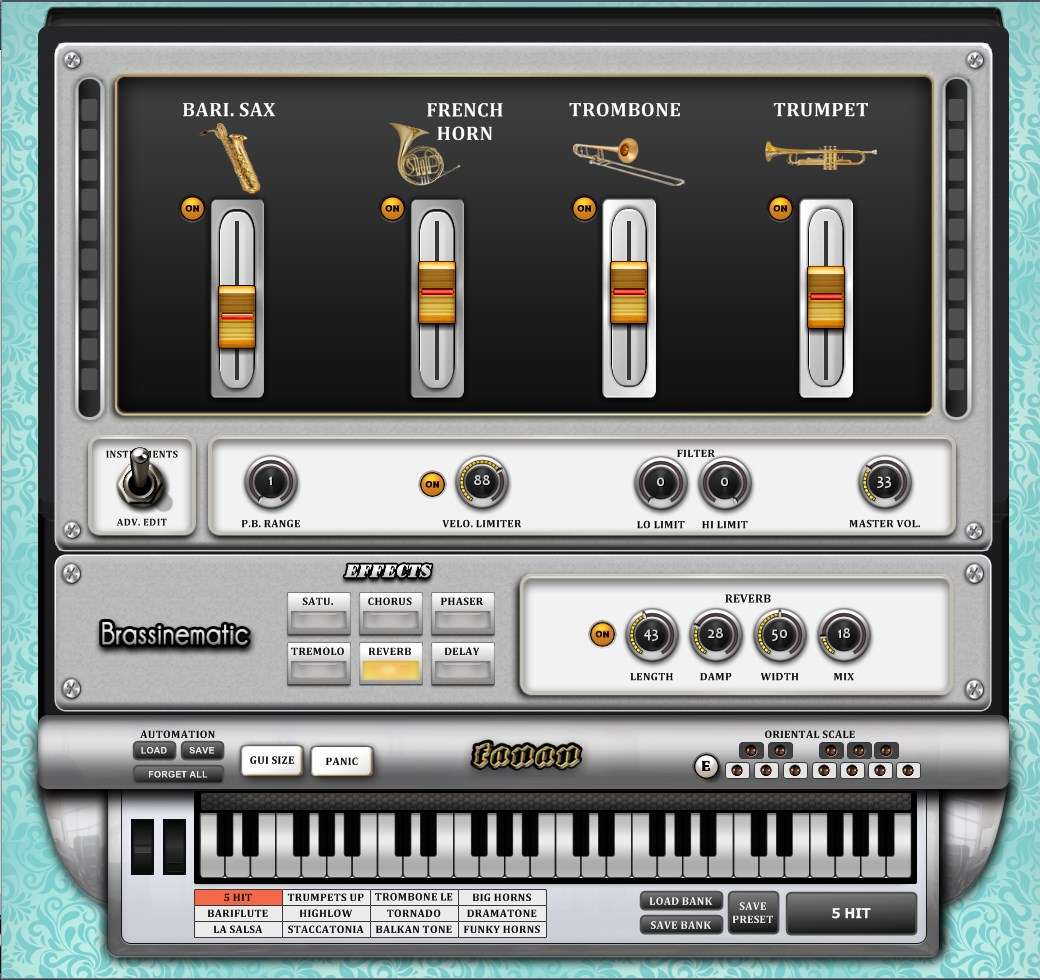 Brassinematic (Free)