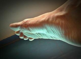 Why is it important for diabetic patients to check/inspect their feet?