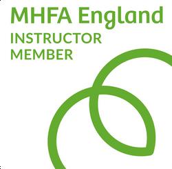 MHFA Instructor Member Badge_White_edite