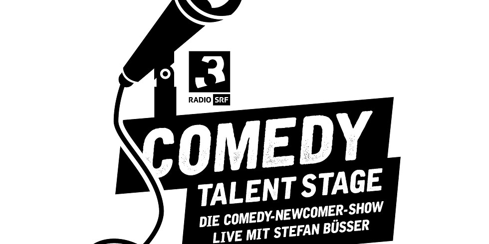 SRF3 Comedy Talent Stage