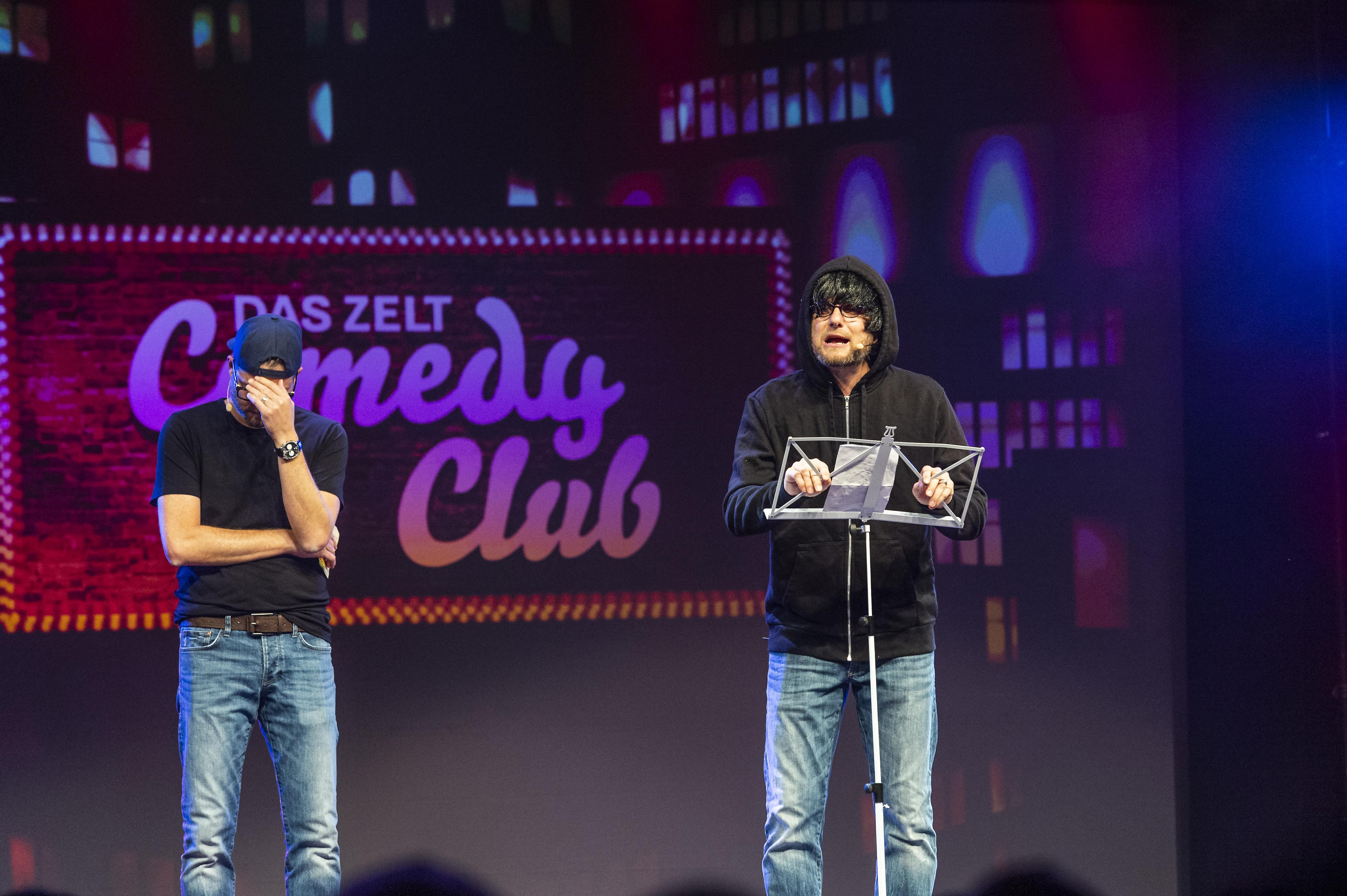 DieZwilinge_ComedyClub18_19