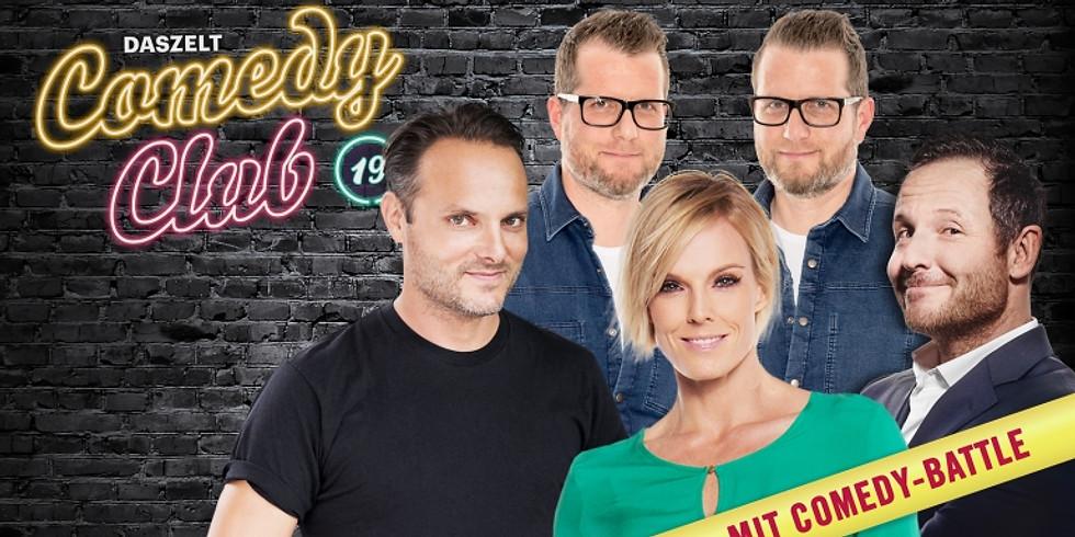 Comedy Club 19 - Das Zelt (Winterthur)