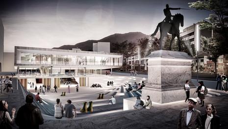 Monumento Heroes