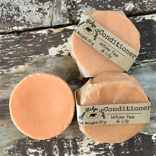 White Tea & Lily Conditioner Bar