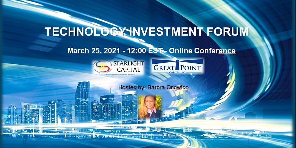 Starlight Capital Technology Investment Forum