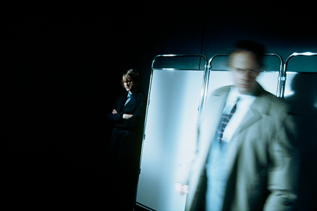 Confessions short film hospital room motion blur