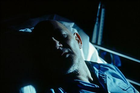 Murderer in hospital confession short film