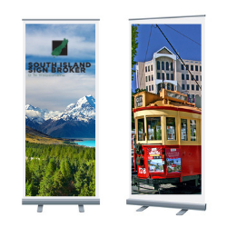 PROMOTIONAL PULL BANNERS