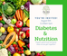 Diabetes & Nutrition: August 5th