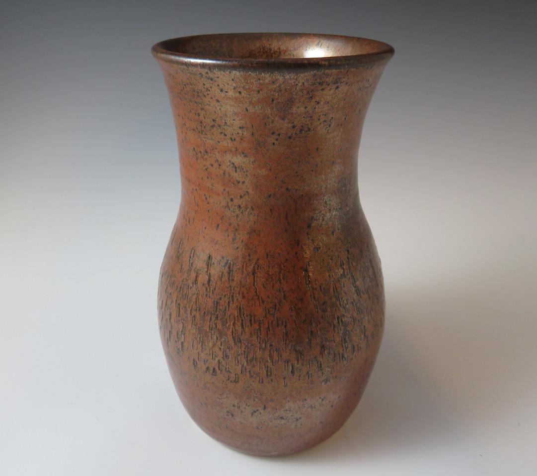 Vase in Antique Copper