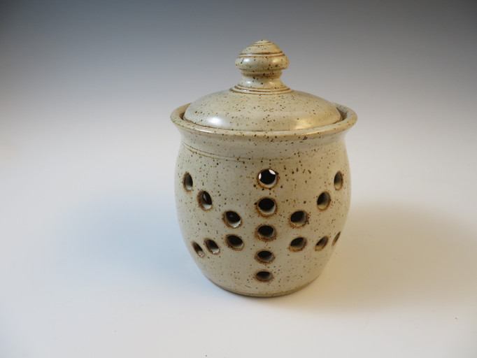 Garlic Pot in Vanilla Spice