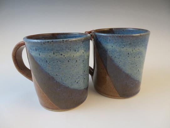 16 oz Tri-Color Mugs