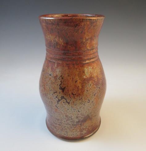 Vase in Ancient Copper