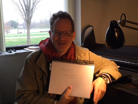 "John Mortensen releases massive collection of tutorial videos: ""Piano Pandemictivities"""