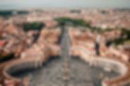 Praça de São Pedro Vaticano