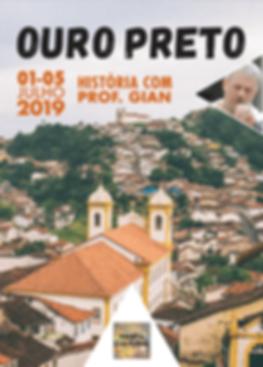 Viagem pra Ouro Preto