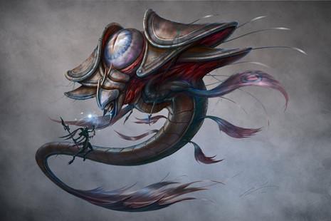 Undergorge Leviathan
