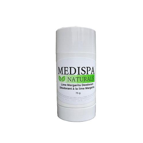 Lime Margarita Deodorant 75g
