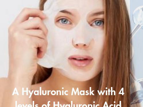 Hydra Fill Mask (face shape) 5 /pkg