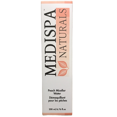 Peach Micellar Water 200ml
