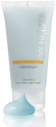 Oceanica Silver Detox Algae Mask 75ml