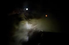 Maple Sap Boiling