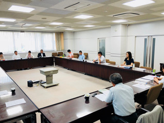 【報告】第1回理事会及び運営協議会
