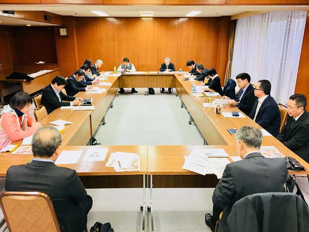 特定非営利活動法人フードバンク埼玉の第2回理事会並びに運営協議会