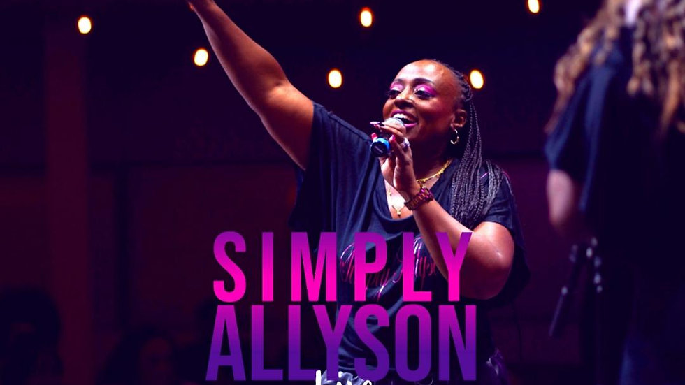 Simply Allyson CD